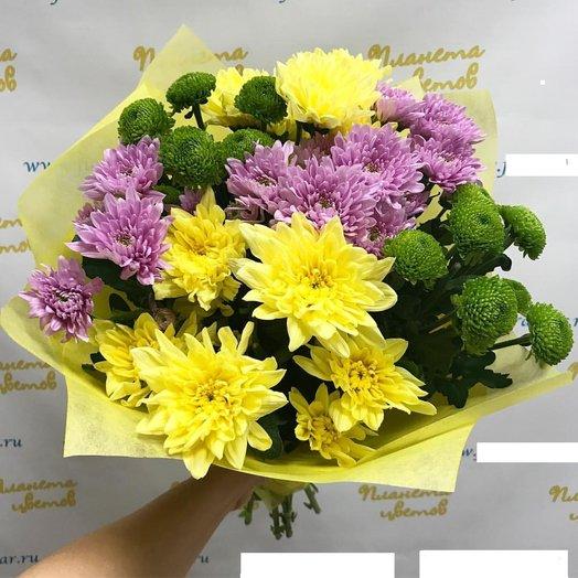 "Букет ""Калейдоскоп"": букеты цветов на заказ Flowwow"