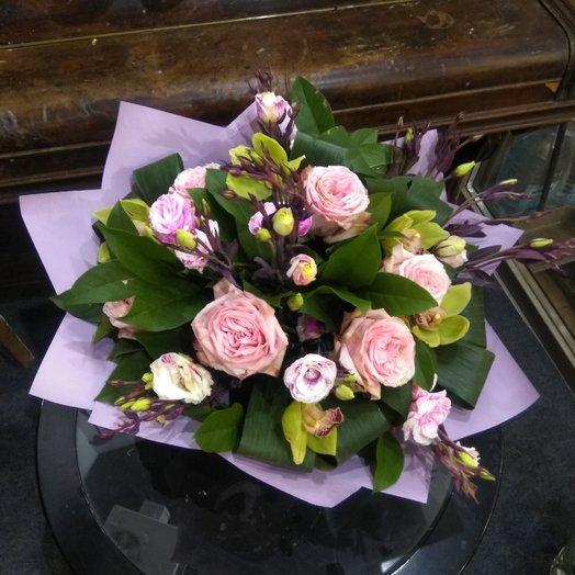 Модерн: букеты цветов на заказ Flowwow