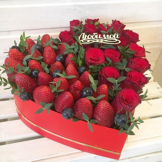 Любимой : букеты цветов на заказ Flowwow