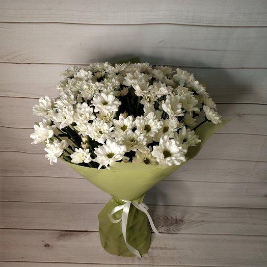 Нежные хризантемы: букеты цветов на заказ Flowwow