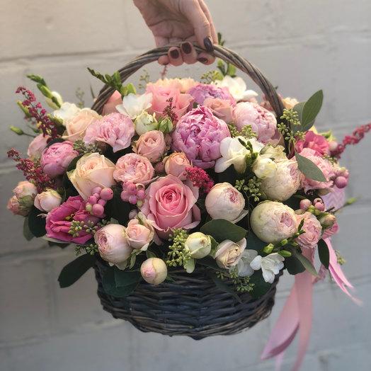 Кремово сливочный десерт ): букеты цветов на заказ Flowwow