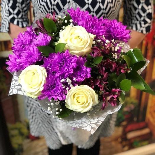 Эльфочка: букеты цветов на заказ Flowwow