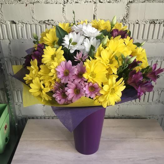Добрый вечер: букеты цветов на заказ Flowwow