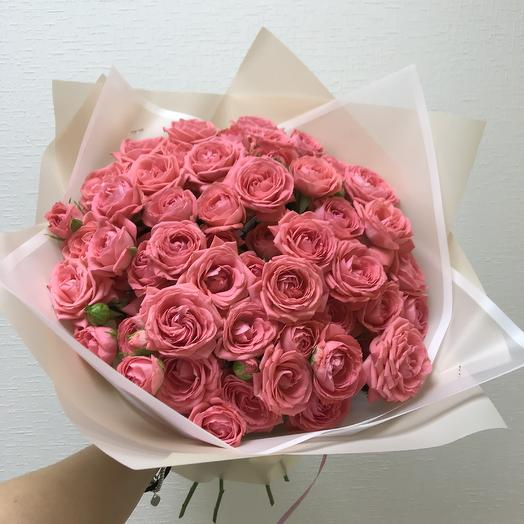 Барбадос 19: букеты цветов на заказ Flowwow