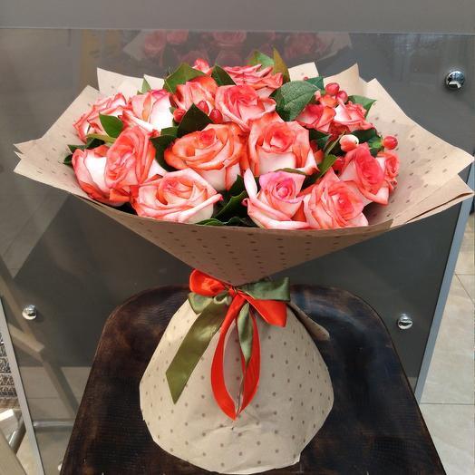 Огонёк: букеты цветов на заказ Flowwow