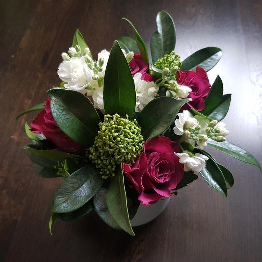 Букет Jungle: букеты цветов на заказ Flowwow