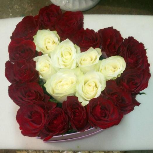 Для тебя))): букеты цветов на заказ Flowwow