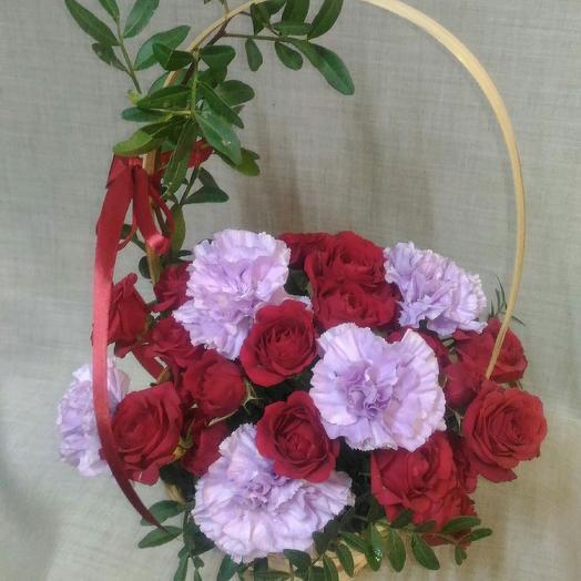 N 75: букеты цветов на заказ Flowwow