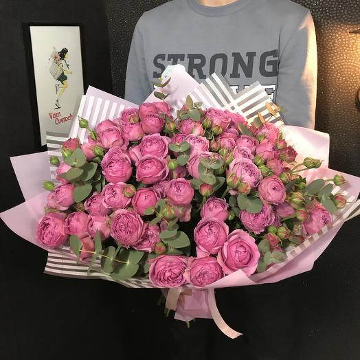 Мисти M: букеты цветов на заказ Flowwow