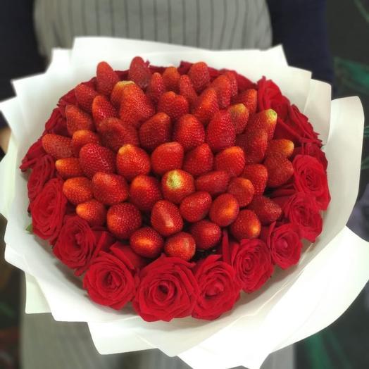 Букет «Сладкая любовь»