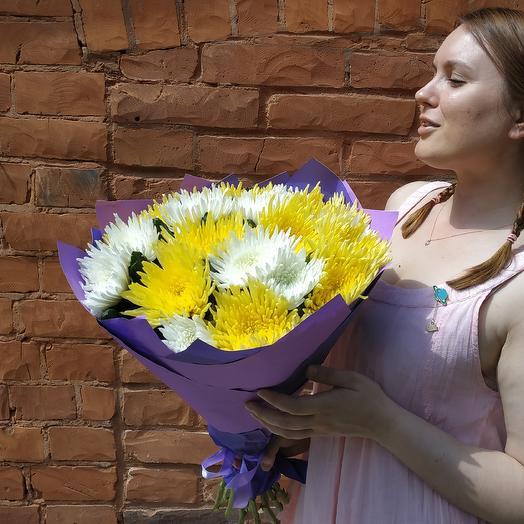 Золотая лихородка: букеты цветов на заказ Flowwow