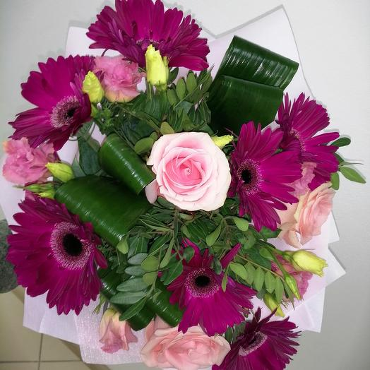 Манага: букеты цветов на заказ Flowwow