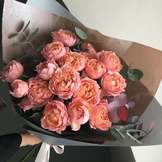 Джульетт: букеты цветов на заказ Flowwow