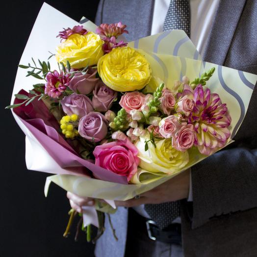 Каталина: букеты цветов на заказ Flowwow