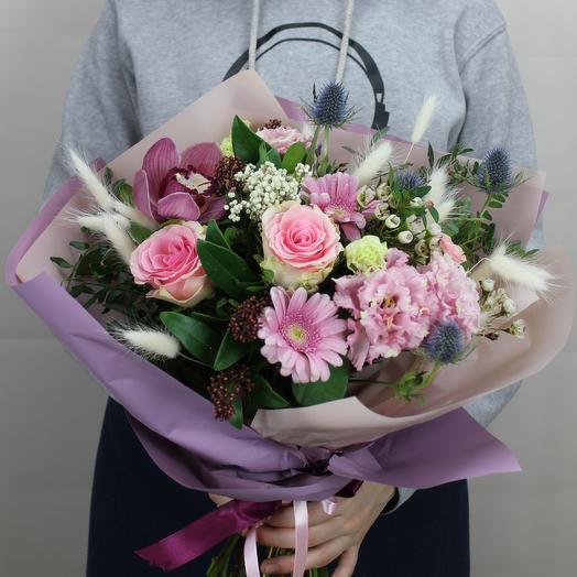 Нежная история 2: букеты цветов на заказ Flowwow