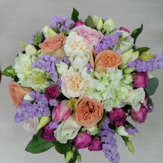 Фонтазия: букеты цветов на заказ Flowwow