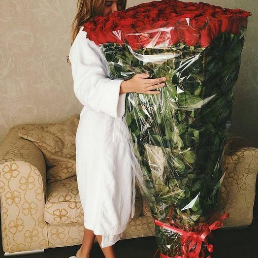 101 Высокая роза 150 см