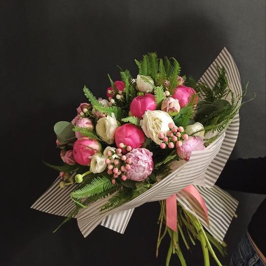 """Букет """"Lollipop"""": букеты цветов на заказ Flowwow"""