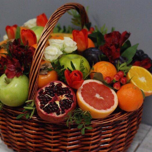 Корзина фруктов 3