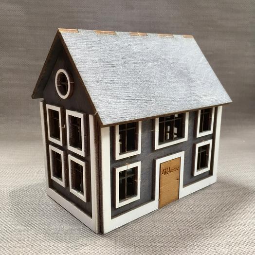 Деревянный домик S🌹