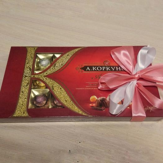 Коробка конфет Коркунов 192 гр