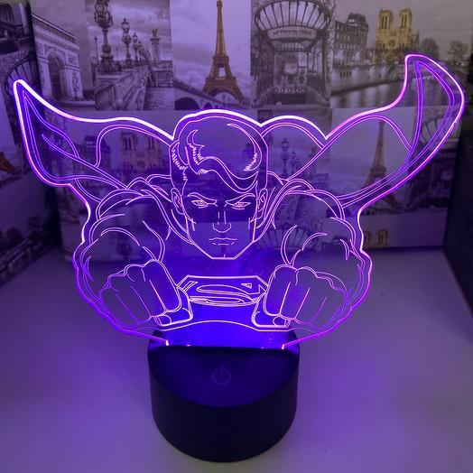 Бетмен led-лампа