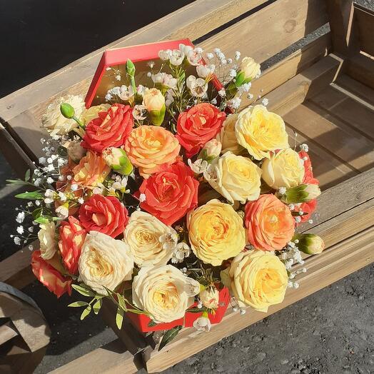 Цветы в коробке (Лимбо)