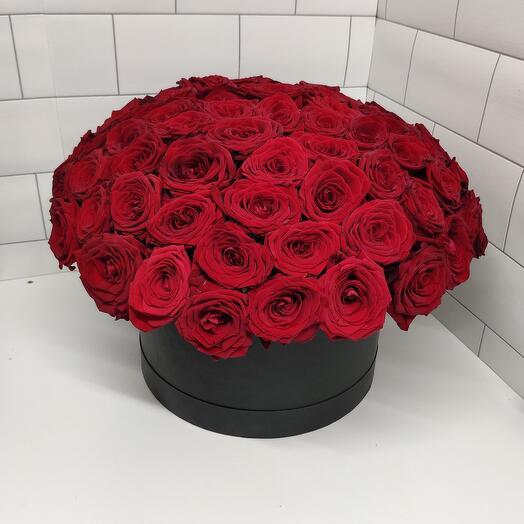 101 штук роза