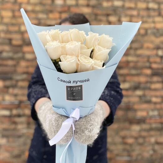 15 роз «Самой лучшей»