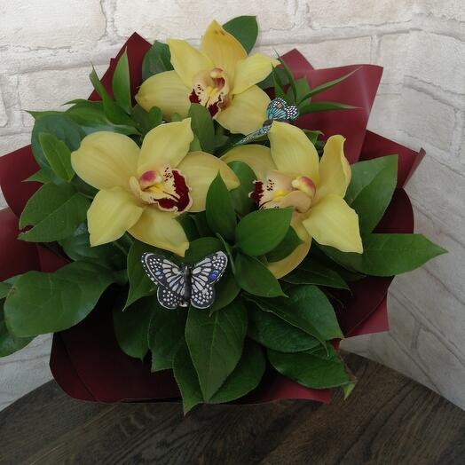 Летние орхидейки