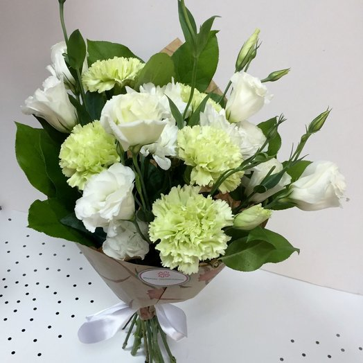 Букет 93: букеты цветов на заказ Flowwow