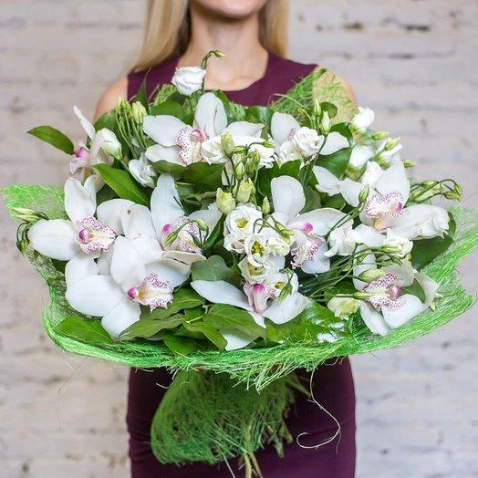 Легкость феи: букеты цветов на заказ Flowwow