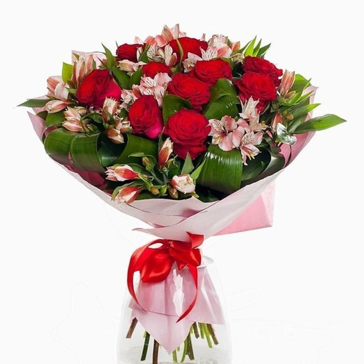 Букет № 127 Риано: букеты цветов на заказ Flowwow