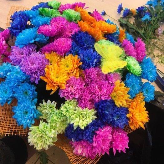 Яркость красок: букеты цветов на заказ Flowwow