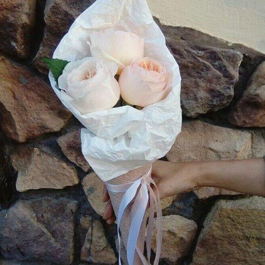 Цветочный рожок: букеты цветов на заказ Flowwow