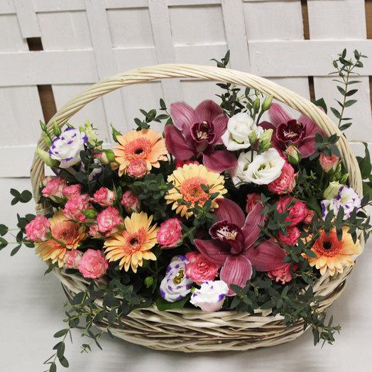 Тропикана: букеты цветов на заказ Flowwow