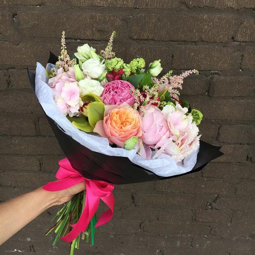 Асти Барбера: букеты цветов на заказ Flowwow