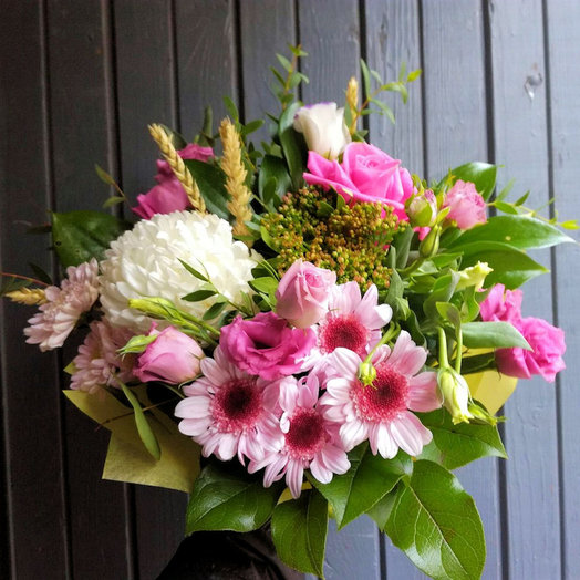 Для принцессы (Букет 46): букеты цветов на заказ Flowwow