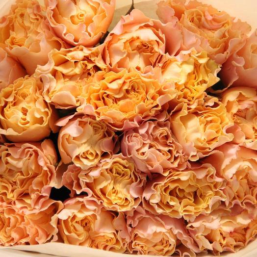 Пампушки: букеты цветов на заказ Flowwow
