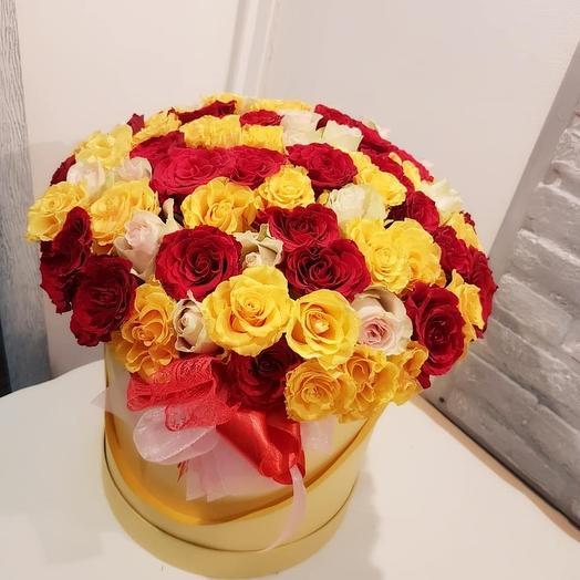 Сочный фрэш: букеты цветов на заказ Flowwow