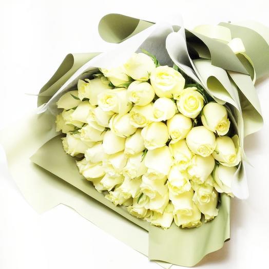 """""""Лаймовый фрэш"""": букеты цветов на заказ Flowwow"""