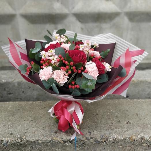 Букет Камаль: букеты цветов на заказ Flowwow