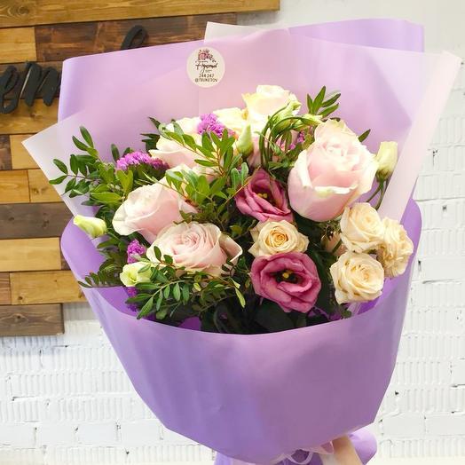Микс цветочный: букеты цветов на заказ Flowwow