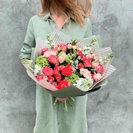 Дарим , на счастье: букеты цветов на заказ Flowwow