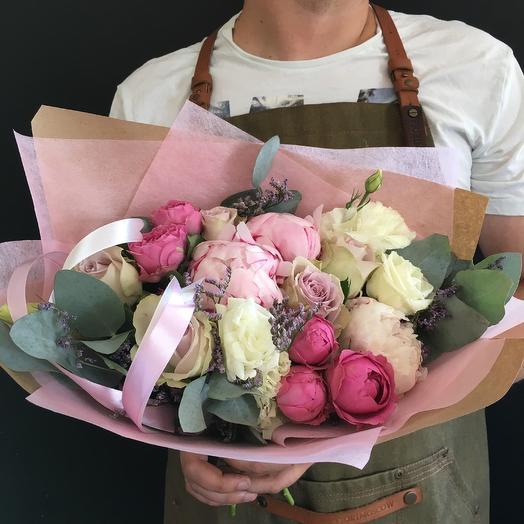 Букет дня -1: букеты цветов на заказ Flowwow