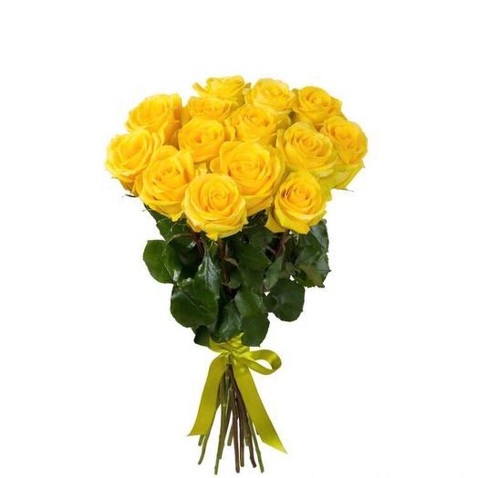 Букет из 15 роз 💐: букеты цветов на заказ Flowwow