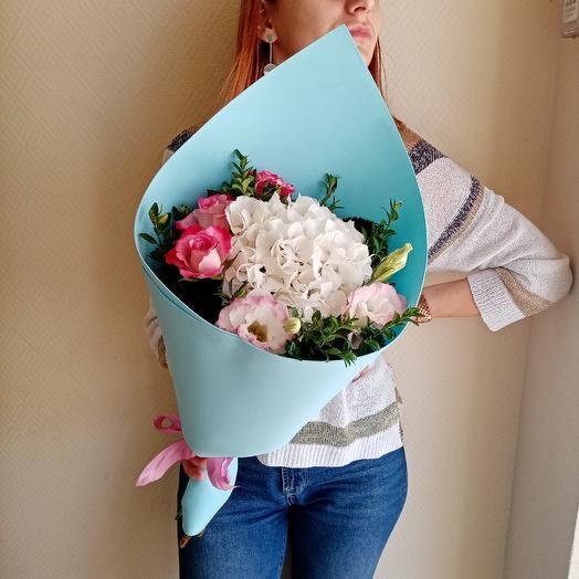 Готовый букет 5: букеты цветов на заказ Flowwow