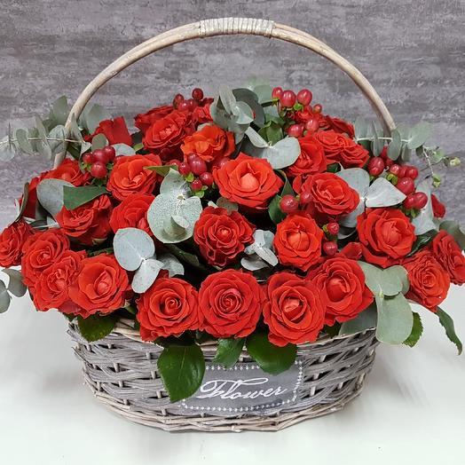 Доброго дня: букеты цветов на заказ Flowwow