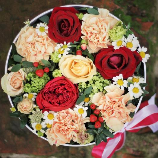 Композиция Дня: букеты цветов на заказ Flowwow