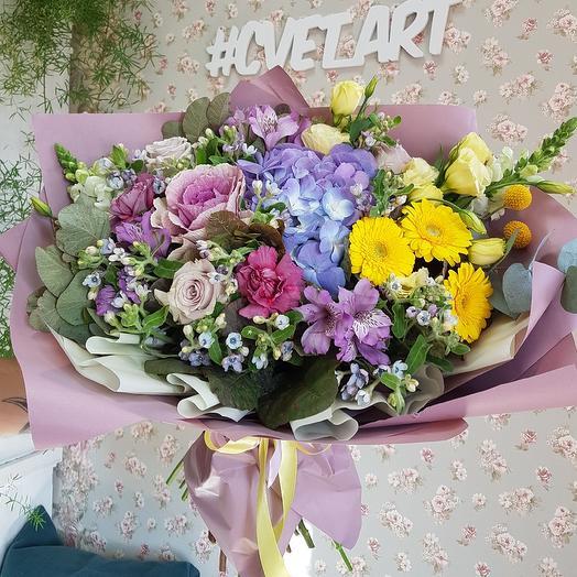 Пение птиц: букеты цветов на заказ Flowwow